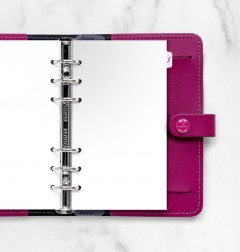 Transparent Flyleaf With Tab Personal