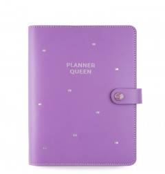 The Original A5 Organizer Lilac 2021 - Planner Queen Edition
