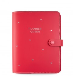 The Original A5 Organizer Coral 2021 - Planner Queen Edition