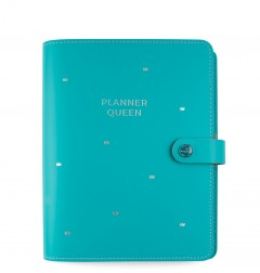 The Original A5 Organizer Turquoise 2021 - Planner Queen Edition
