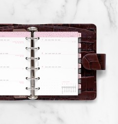 Confetti Week to View Diary - Pocket 2022