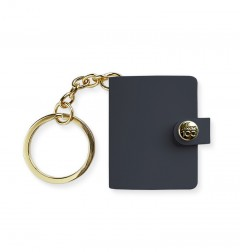 The Original Keyring in Charcoal - Centennial Collection