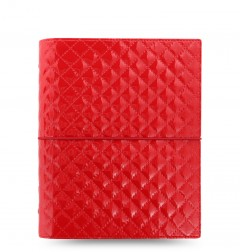 Domino Luxe A5 Organizer Red 2021