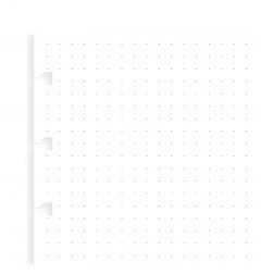 Filofax Notebooks Executive Dotted Journal Refill