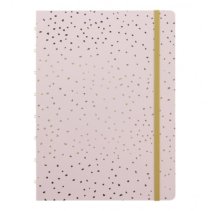 Confetti A5 Refillable Notebook