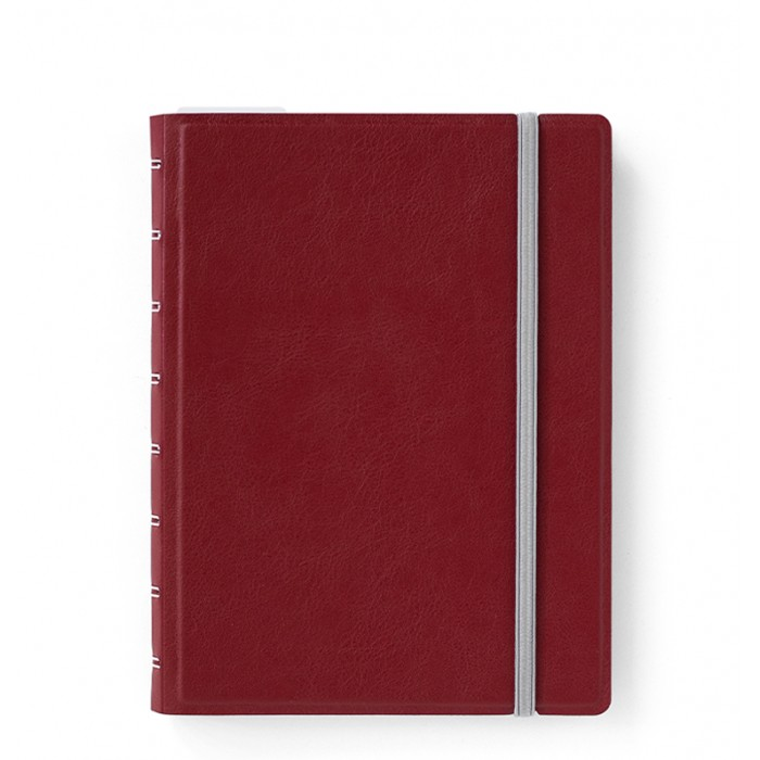 A5 Refillable Notebook in Burgundy