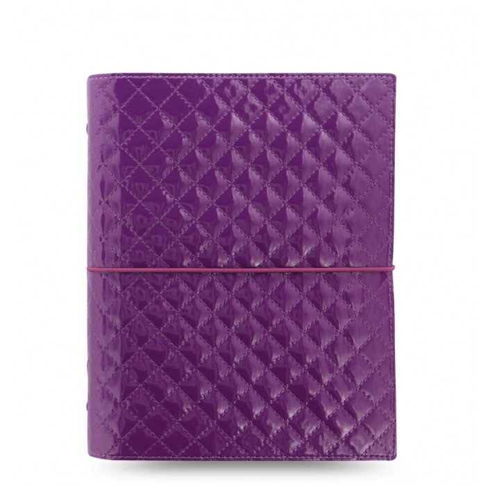 Domino Luxe A5 Organizer Purple 2021