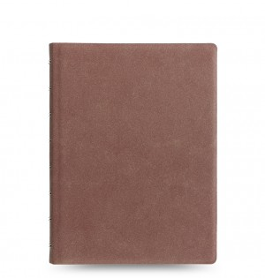 Filofax Notebook Architexture A5 Terracotta