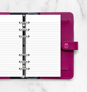 White Ruled Notepaper Personal Value Pack
