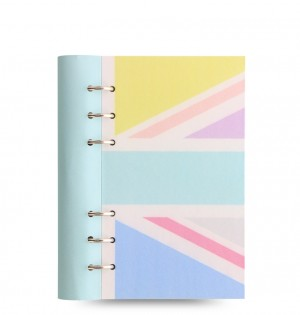 Clipbook Jack Personal Notebook Pastel