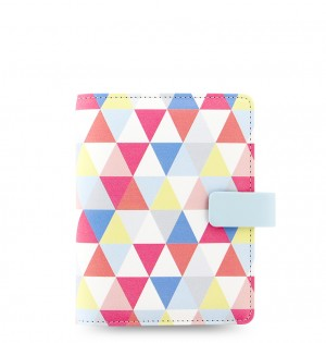 Geometric Pocket Organizer