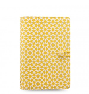 Impressions Personal Organizer Yellow/White 2021