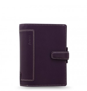 Holborn Pocket Organizer Purple 2020