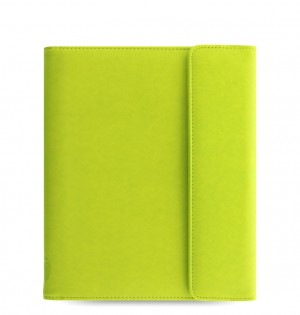 Saffiano Wrap Large Tablet Cover Pear
