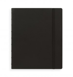 Filofax Notebook Classic Executive Black