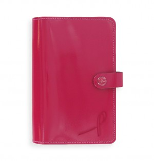 The Original Patent Pink Ribbon Special Edition Personal Organizer
