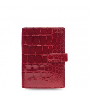 Alligator Pocket Organizer Red 2020
