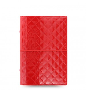 Domino Luxe Personal Organizer Red 2020