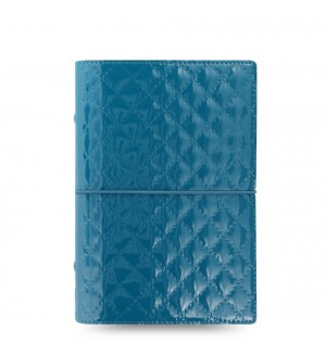 Domino Luxe Personal Organizer Teal 2019