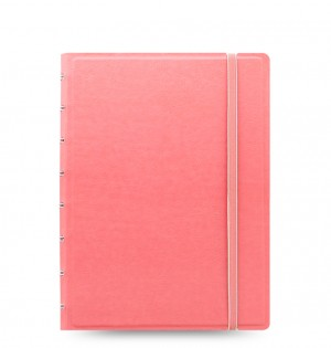 Filofax Notebook Dotted Paper Classic Pastels A5
