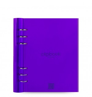 Clipbook Gummy A5 Notebook