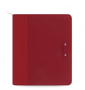 Microfiber Zip iPad Air Tablet Case