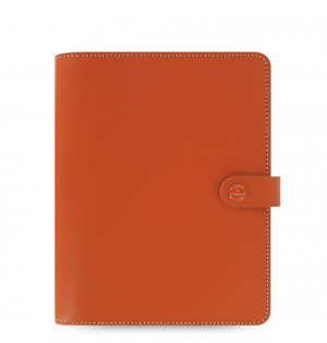The Original A5 Organizer Burnt Orange - Any Year
