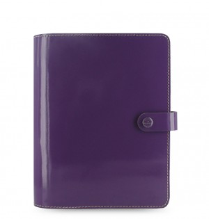 The Original Patent A5 Organizer Purple - Any Year