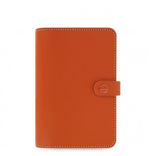 The Original Personal Organizer Burnt Orange - Any Year