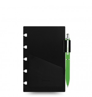 Filofax Notebook Pocket Pen Holder