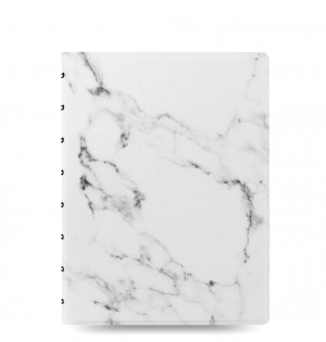 Filofax Notebook Patterns A5 Marble